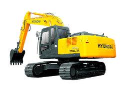 аренда мини-экскаватора HYUNDAI 210