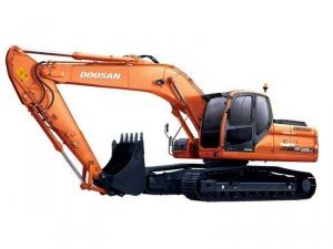 аренда мини-экскаватора Doosan DX 225LС