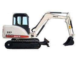 аренда мини-экскаватора Bobcat 337